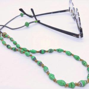 PEARLS-OF-AFRICA-Brillenband-Papierperlen-SOFT-JUNGLE